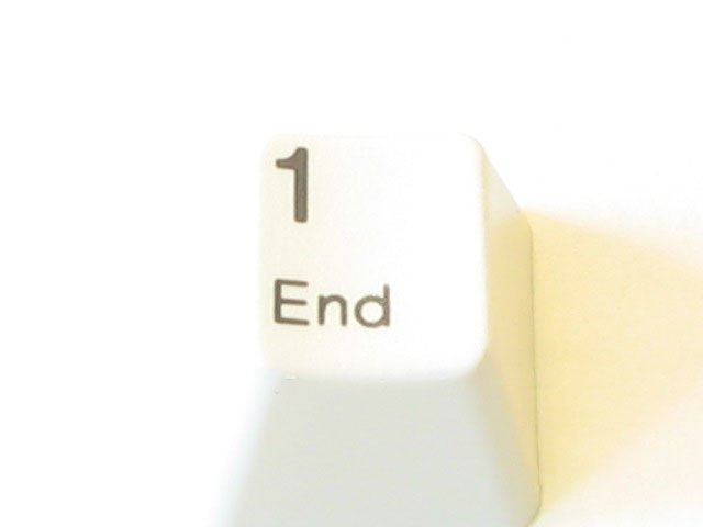1 end