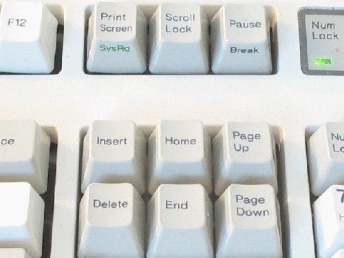 command keys