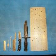 model m knife